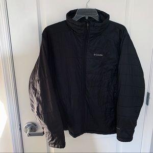 Columbia Women's Winter Jacket 3X Black